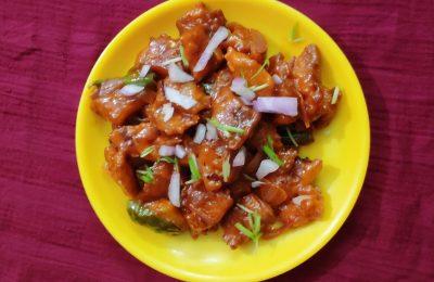 Chilli Parotta Madurai Kitchen