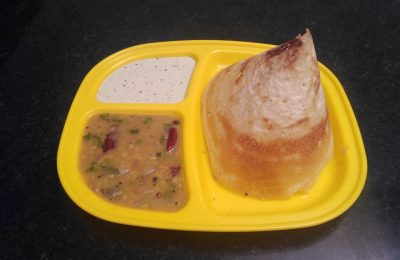 Madurai Kitchen Ghee Dosai