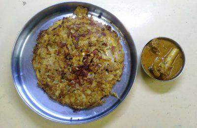 Madurai Kitchen Kari Dosai