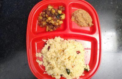 Madurai Kitchen Lemon Rice