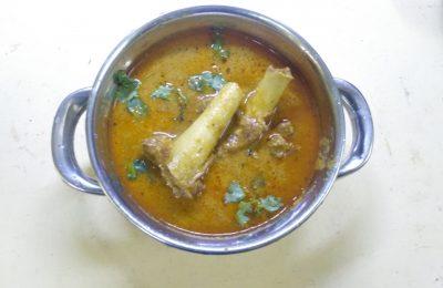 Madurai Kitchen Mutton Salna