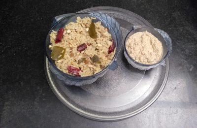 Madurai Kitchen Puliyodharai