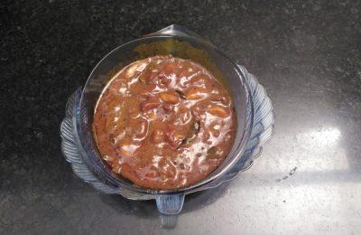 Madurai Kitchen Garlic Kuzhambu