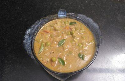 Madurai Kitchen Veg Kuruma