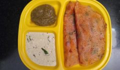 Madurai Kitchen Tomato Dosa