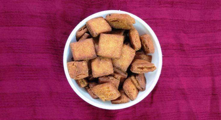 Wheat Biscuits Madurai Kitchen