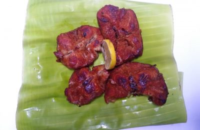 Banana Leaf Fish Fry Madurai Kitchen